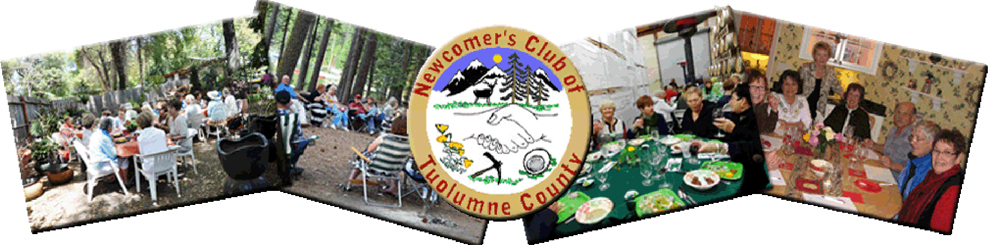 Newcomers Club of Tuolumne County